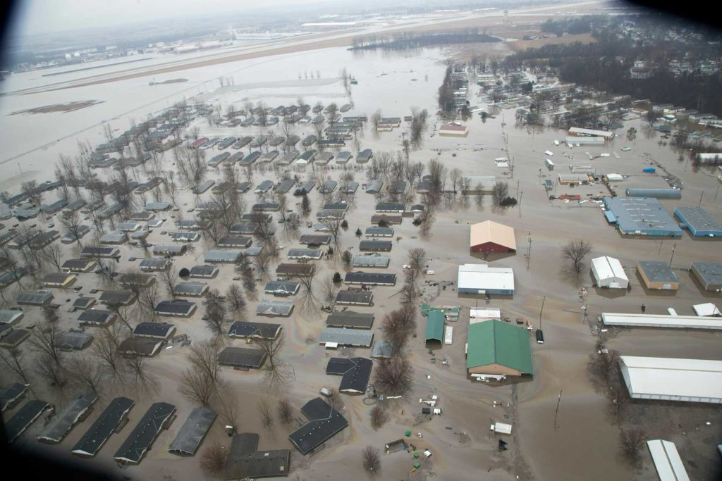 Brother's Brother Foundation Responds To Midwest Flooding