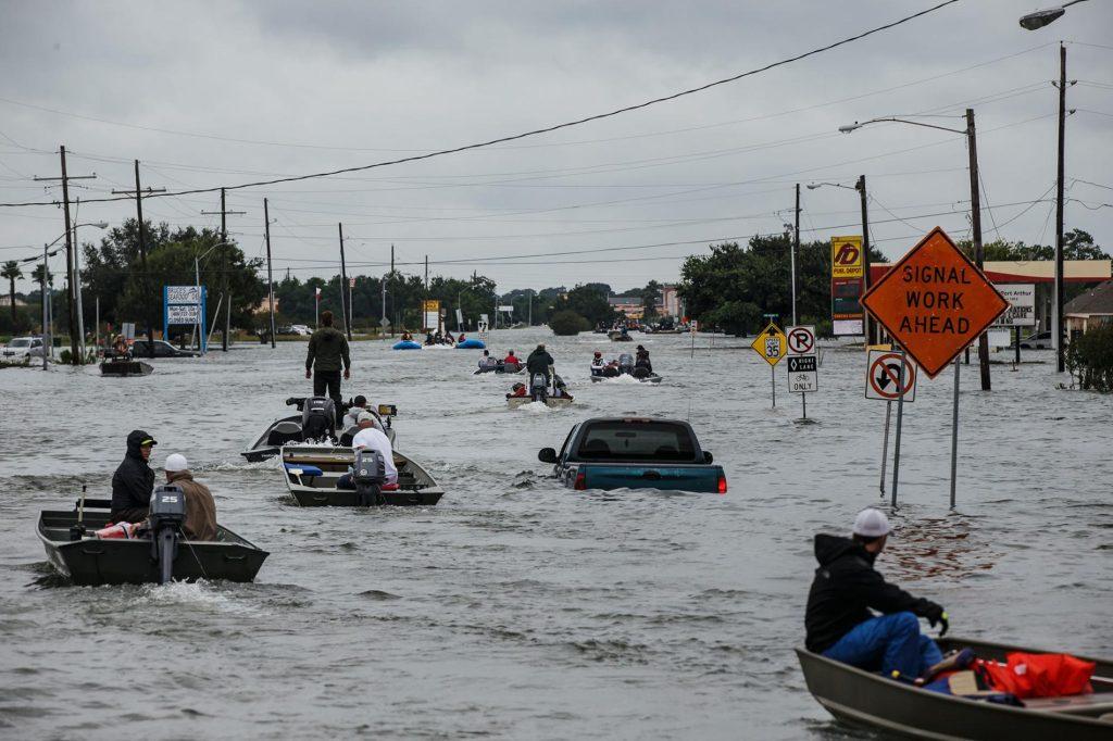Hurricane Harvey and Irma Work Continues