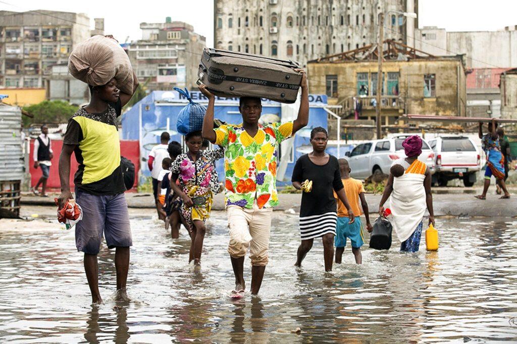 Responding to Cyclone Idai – Malawi, Mozambique & Malawi