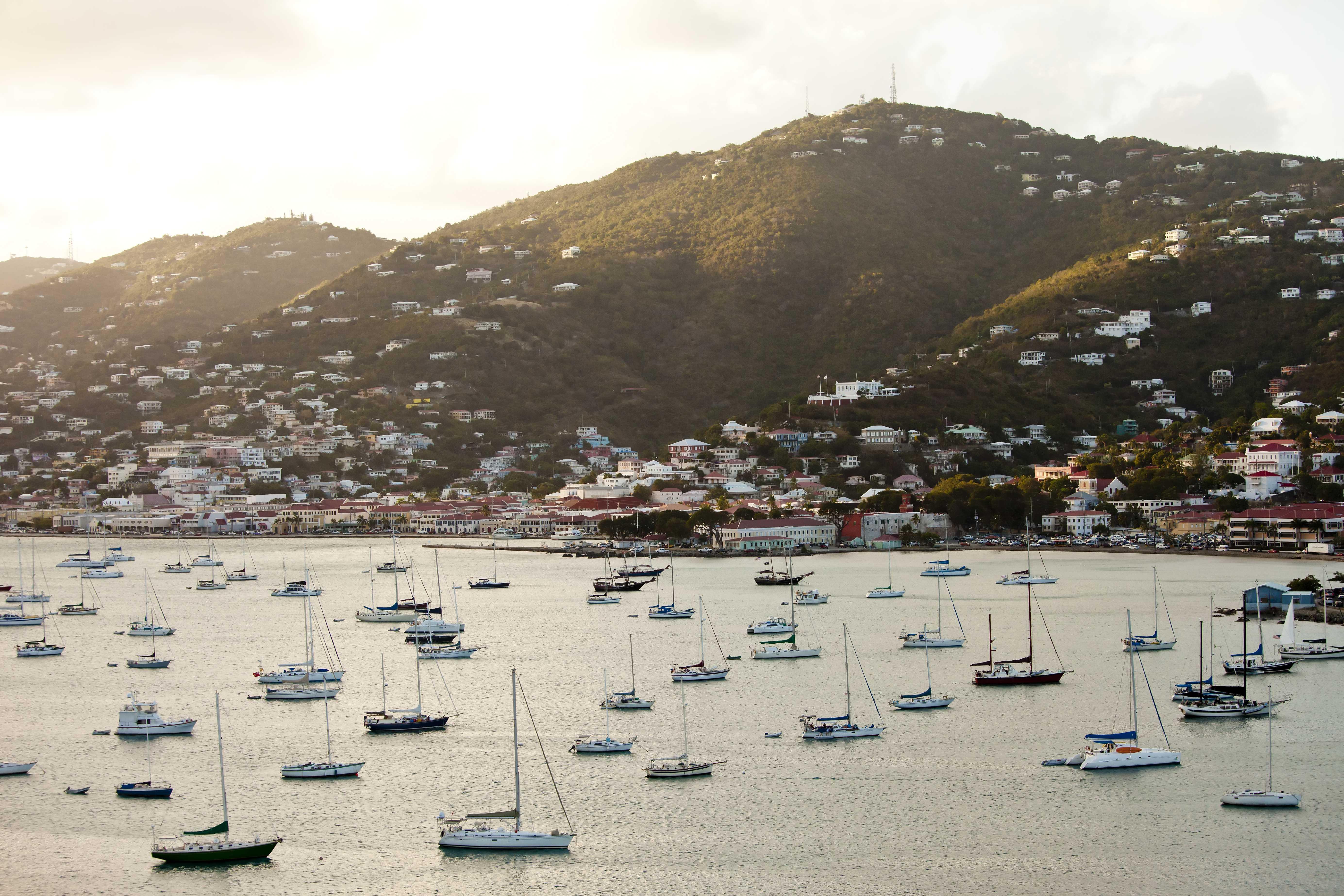 Requested Relief Supplies Sent To U.S. Virgin Islands