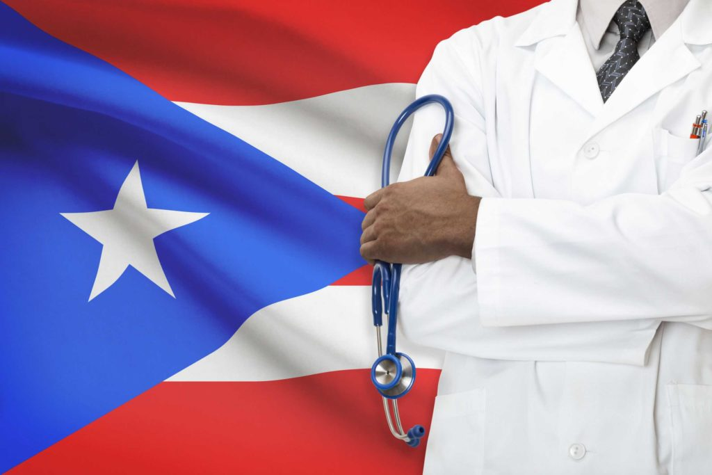 Medical Equipment for Puerto Rico